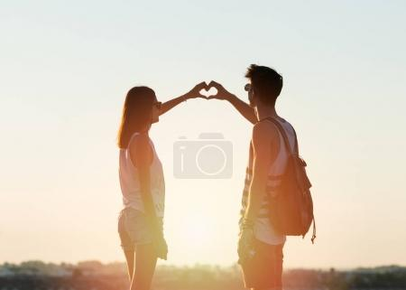 background sky happy love travel young