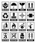 design of Packaging signs