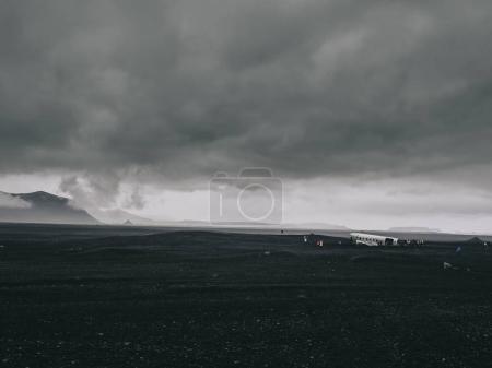 Slheimasandur Plane