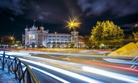 Bullring of Las Ventas. Madrid Spain.