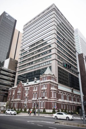 Famous Tokyo Station
