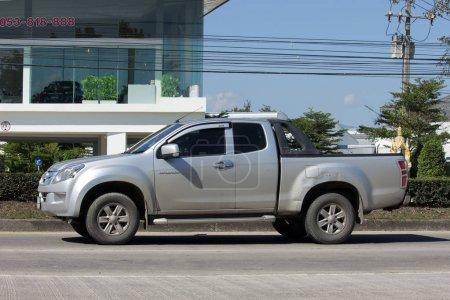 Private Isuzu Pick up Truck