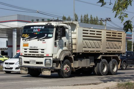 Isuzu Dump truck of Norst