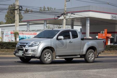 Private Isuzu Dmax Pickup Truck