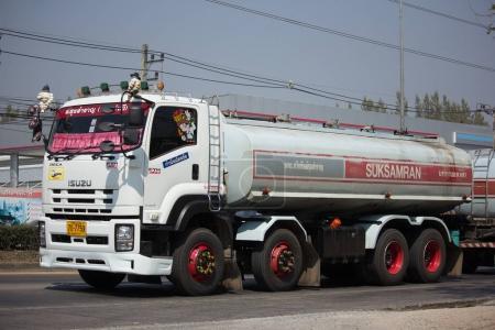 Isuzu FYH360 Trailer Truck and