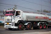 Постер Трейлер грузовик Isuzu FYH360 и