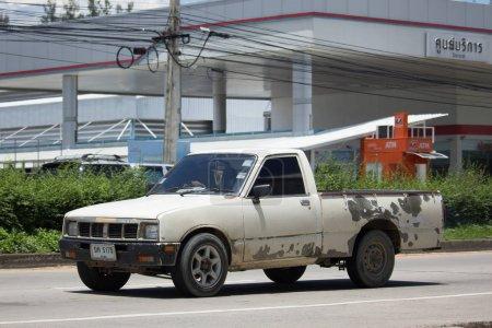 Private Isuzu KB Old Pickup