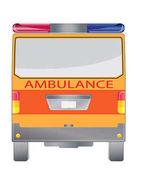 back ambulance van 04