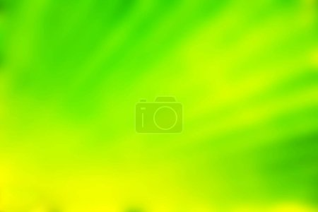 Photo for Natural green blurred background - Royalty Free Image