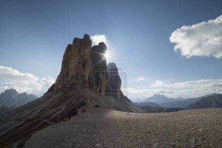 Photo pour Dolomites du Trentin, beauté de la nature - image libre de droit
