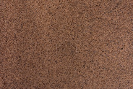 Photo for Brown grainy surface abstract background - Royalty Free Image