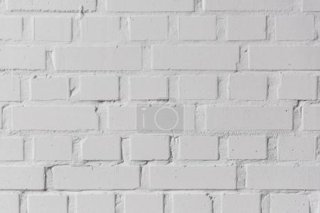 Photo pour Blanc briques mur texture fond - image libre de droit
