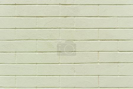 Photo pour Briques claires texture murale fond - image libre de droit