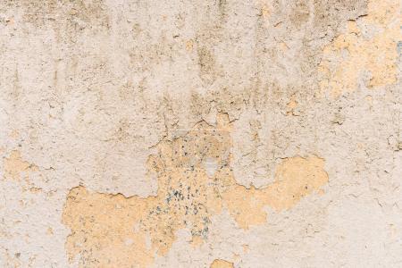 Foto de Pared sucia con superficie de la pintura vieja - Imagen libre de derechos