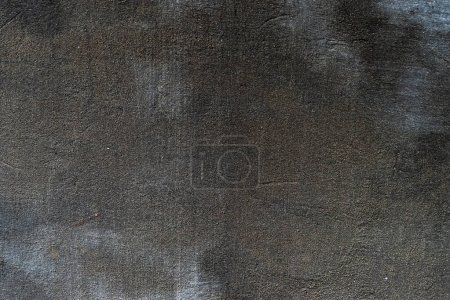 Photo for Dark textured surface abstract background - Royalty Free Image