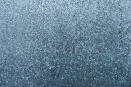 Photo for Galvanized steel sheet texture background - Royalty Free Image