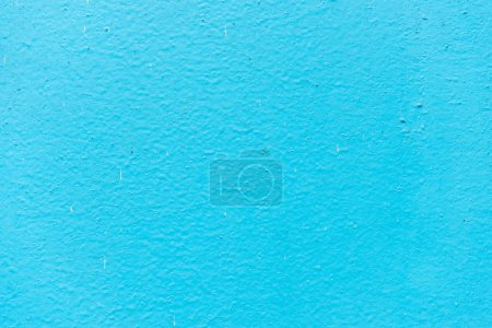 Photo for Old blue plaster on wall background - Royalty Free Image