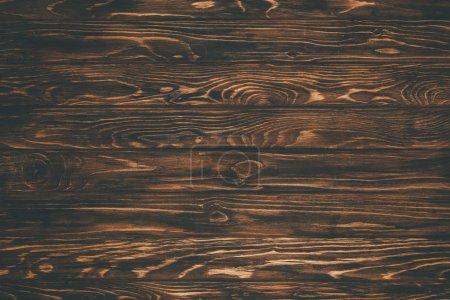 coup de plein cadre de texture en bois rustique