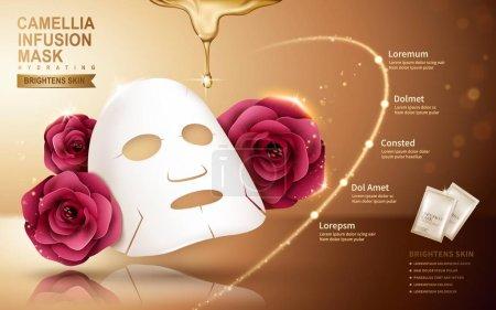 camellia mask ad