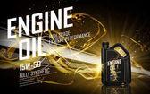golden engine oil ad