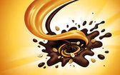 chocolate and caramel flow
