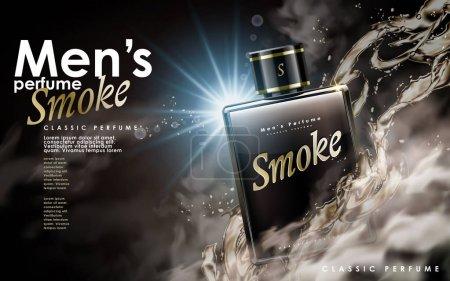 classic smoke perfume