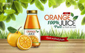 orange juice ad