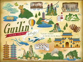 Guilin travel collections of famous attractions and specialties