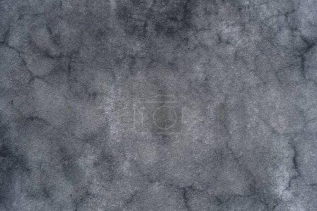 Foto de Gris blanco áspero textura de estuco abstracto para el fondo, de cerca - Imagen libre de derechos