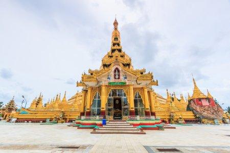 Temple area Shewemawdaw Paya