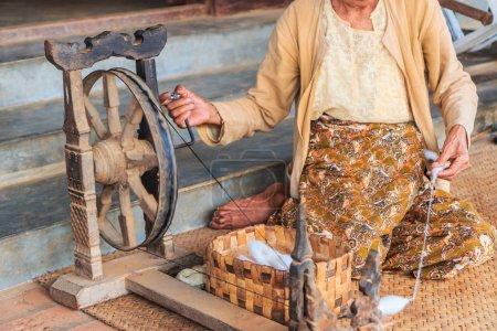 Silk Production Process
