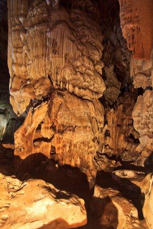 Photo pour Grottes dans le parc national, Thaïlande - image libre de droit