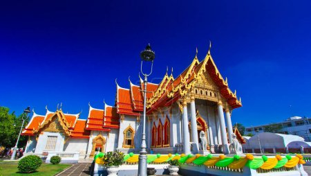 Temple(Wat Benchamabophit)