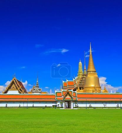 Photo for Wat Phra Kaew, Temple  in Bangkok, Thailand - Royalty Free Image