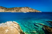 Emerald beaches of Naxos, Greece