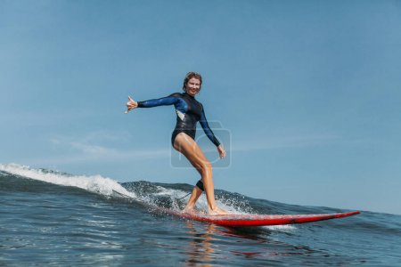 surf woman