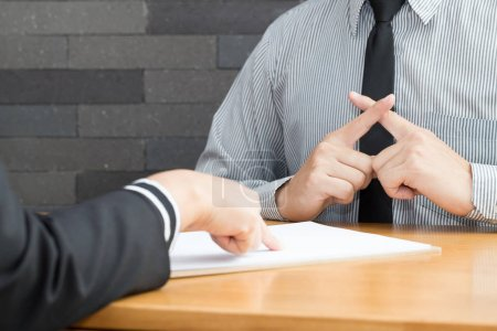 Do not pass probation. Employees have been informed by boss