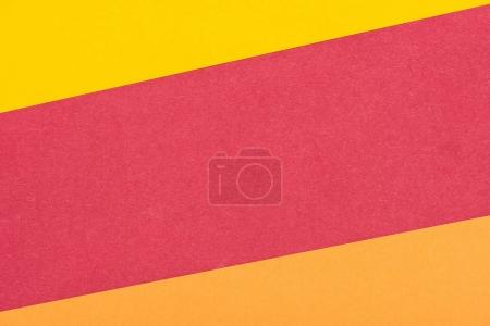 close-up shot of colorful papers for background