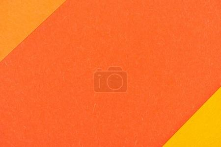close-up shot of orange shades layers for background
