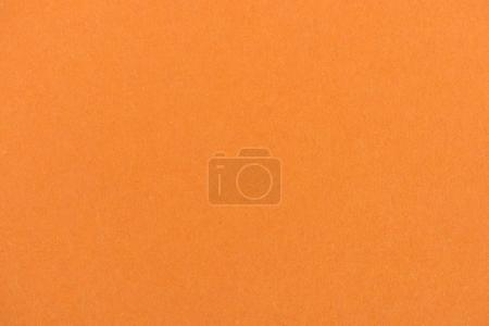 Photo for Texture of orange color paper as background - Royalty Free Image