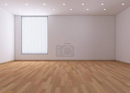 Photo pour Intérieurs lumineux modernes illustration de rendu 3d - image libre de droit