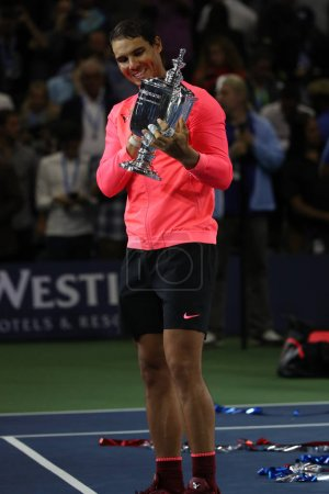 US Open 2017 champion Rafael