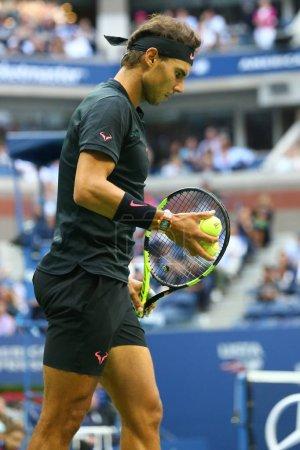 Grand Slam champion Rafael Nadal