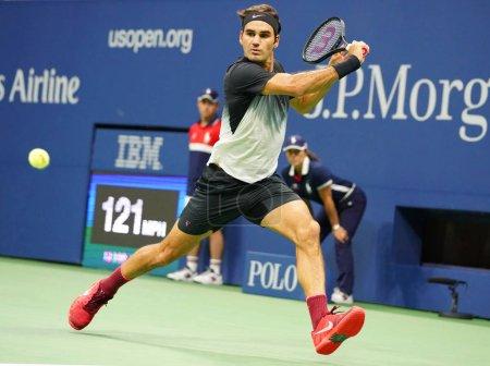 Grand Slam champion Roger Federer