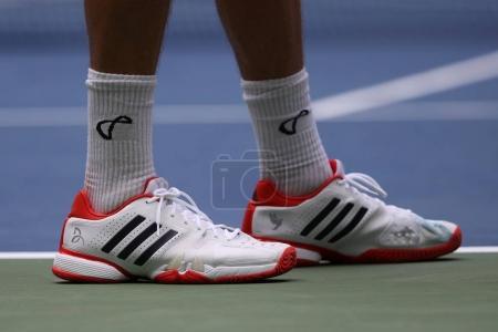Professional tennis player Tennys Sandgren