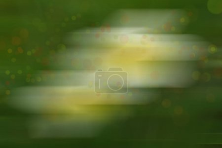Photo for Colorful background with bokeh effect and blur. - Royalty Free Image