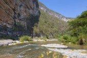 Rio la Venta Canyon, Chiapas, Mexico