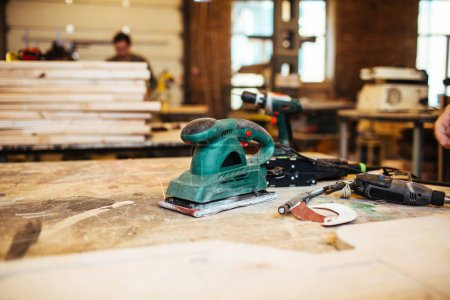 Electric carpentry tools