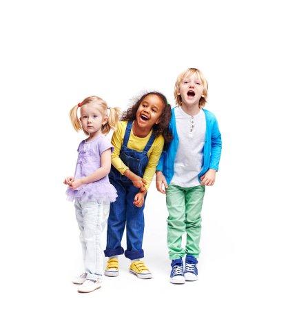 Unruly multiethnic Children