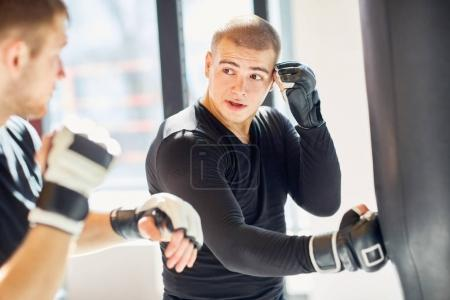 Personal Boxing Training in Gym
